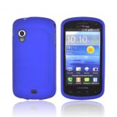 Premium Samsung Stratosphere i405 Rubberized Hard Case - Blue