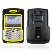 Original Otterbox Blackberry Curve 8330, 8320, 8310, 8300 Defender Series Case - Yellow/Black