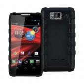 Body Glove Black Drop Suit Series Crystal Silicone Case w/ Textured Lines for Motorola Droid RAZR HD/ RAZR MAXX HD