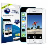 Tech Armor Apple iPhone 5/5c/5s High Definition (HD) Clear + Impact Protection Screen Protectors [1-Pack]