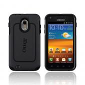 Otterbox Samsung Epic 4G Touch Hybrid Commuter Series Case w/ Screen Protector - Black