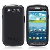 Otterbox Samsung Galaxy S3 Hybrid Commuter Series w/ Screen Protector - Black
