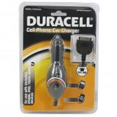 Duracell Black Universal Apple iPhone (excluding Lightning) Car Charger (2.1A) - DU5212
