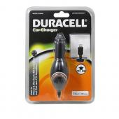 Duracell Black Apple iPhone 5/5C/5S Lightning Car Charger (MFI Certified) - DU5264