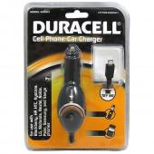 Duracell Black Universal Micro-USB Car Charger - DC5341