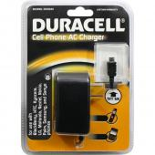 Duracell Black Universal Micro-USB Travel/ Home Charger - DC5343