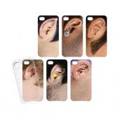 Fred & Friends Apple iPhone 4/4S All Ears Snap-On Case w/ Six Different Designs - Girls' Ears