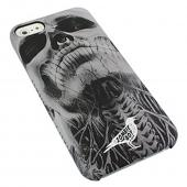 iSkin Zombie Boy Rubberized Hard Case for iPhone 5/5S/5S - BONES-IP5