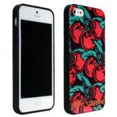 Betsey Johnson Cherry Boom Hard Case for Apple iPhone 5/5S