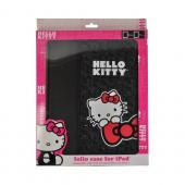 Hello Kitty Black Folio Case for Apple iPad (2nd, 3rd & 4th Gen.)