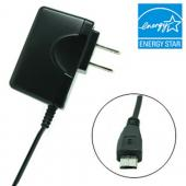 OEM Power Source Guardian Universal Micro USB Rapid Wall Charger (1000 mAh) - Black