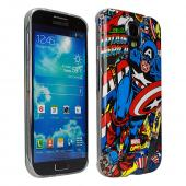 Original Marvel Comics Captain America Hard Case for Samsung Galaxy S4 -BRHC004NA2