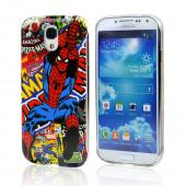 Original Marvel Comics Spiderman Hard Case for Samsung Galaxy S4 - BRBM000NA1