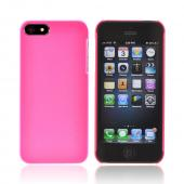 OEM Incipio Feather Apple iPhone 5/5S Ultra-Thin Rubberized Hard Case w/ Screen Protector  IPH-806 - Pink