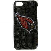 Arizona Cardinals Bling Gems Hard Case for Apple iPhone 5/5S - NFL Licensed
