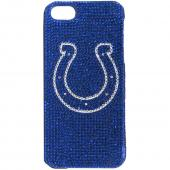 Indianapolis Colts Bling Gems Hard Case for Apple iPhone 5/5S - NFL Licensed