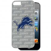 Detroit Lions Hard Case for Apple iPhone 5/5S - NFL Licensed