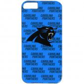 Carolina Panthers Hard Case for Apple iPhone 5/5S - NFL Licensed