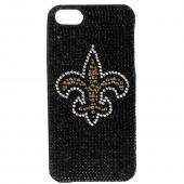 New Orleans Saints Bling Gems Hard Case for Apple iPhone 5/5S - NFL Licensed