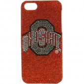 Ohio St. Buckeyes Bling Gems Hard Case for Apple iPhone 5/5S - NCAA Licensed