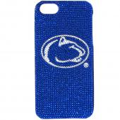 Penn State Nittany Lions Bling Gems Hard Case for Apple iPhone 5/5S - NCAA Licensed