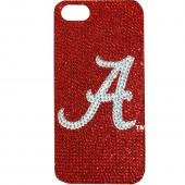 Alabama Crimson Tide Bling Gems Hard Case for Apple iPhone 5/5S - NCAA Licensed