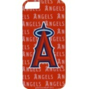 Los Angeles Angels Hard Snap-On Case for Apple iPhone 5/5S - MLB Licensed