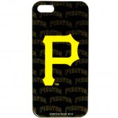 Pittsburgh Pirates Hard Snap-On Case for Apple iPhone 5/5S - MLB Licensed
