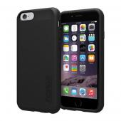 "Incipio Black Apple iPhone 6 (4.7"") Dual PRO Series Rubberized Hard Case on Silicone Skin Case {IPH-1179-BLK} - Fantastic Protection!"
