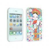 Odoyo X A.JIN Series Beauty Hard Case for Apple iPhone 4/4S
