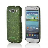 Odoyo Peridot Hard Case w/ Screen Protector for Samsung Galaxy S3 - Mosaic Series