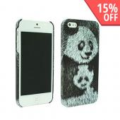 Odoyo Wild Animal Series Panda Hard Case for Apple iPhone 5/5S