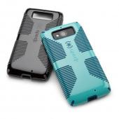 Speck Black/ Gray CandyShell Grip Series Hybrid Hard Case for Motorola Droid Mini - SPK-A2166