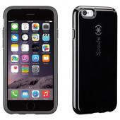 "Speck Apple iPhone 6 (4.7"") CandyShell Series Hybrid Hard Case [Black/ Gray] {SPK-A3041} - Great Protection!"