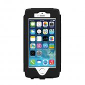 Trident Black Kraken AMS Series Hard Case Over Silicone w/ Screen Protector, Kickstand & Belt Clip for Apple iPhone 5/5S - AMS-IPH5-BK