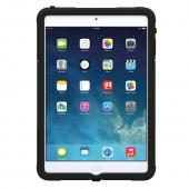 Trident Black Aegis Series Hard Case Over Silicone w/ Screen Protector for Apple iPad Mini 2 - AG-APL-IPADMINI2US-BK