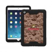 Trident U.S. Marines Military Cyclops Series Brown Digital Camo Thermo Poly Elastomer (Super TOUGH) Hard Case w/ Built-In Screen Protector for Apple iPad Mini 1/2 - CY-APIPMR-BKK04