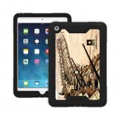 Trident U.S. Army Military Cyclops Series Thermo Poly Elastomer (Super TOUGH) Hard Case w/ Built-In Screen Protector for Apple iPad Mini 1/2 - CY-APIPMR-BKK05