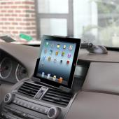 iOttie Black Easy Smart Tap Car & Desk Mount for Apple iPad Mini (1 & 2) - HLCRIO106