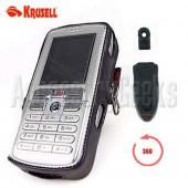Krusell Sony Ericsson K750i / K750c Genuine Leather Case, 87137