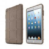 Magpul Dark Earth Brown Apple iPad Mini 1/2 Executive Field Series Strong Crystal Silicone TPU Case - MAG456-FDE - Fantastic Protection!