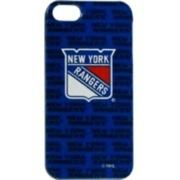 New York Rangers Hard Snap-On Case for Apple iPhone 5/5S - NHL Licensed