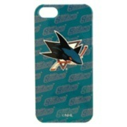 San Jose Sharks Hard Snap-On Case for Apple iPhone 5/5S - NHL Licensed