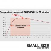 Barocook 10 Piece 20g Fuel Packs - Cook Without Fire!