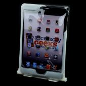 DiCAPac Clear/ Frost White Waterproof Case For Apple iPad Mini - WP-i20m