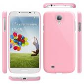 Pink Samsung Galaxy S4 Ringke SLIM Series Premium Dual Coated Hard Cover Case