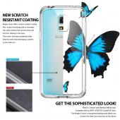 Galaxy S5 Mini Case - Ringke Fusion Case [free Hd Film/drop Protection][crystal View] Shock Absorption Bumper Premium Hybrid Hard Case