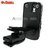 Krusell Cabriolet Case w/Multidapt for BlackBerry Pearl (89214)