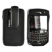 Original Krusell Blackberry Bold & Blackberry Tour 9630 Cabriolet Leather Case w/ Multidapt, 89427