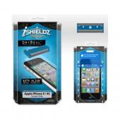 OEM iShieldz Apple iPhone 4/4S Auto Align Scratch Proof Screen Protector Kit - Clear